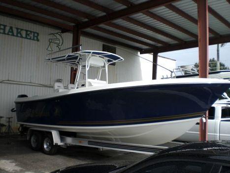 2009 Salt Shaker Center console,Offshore fishing boat,