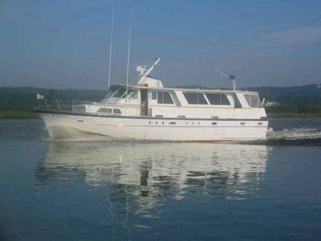 1971 Matthews 56 Motoryacht