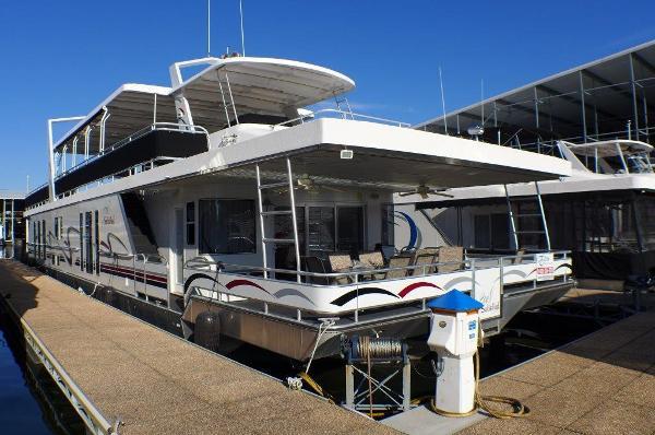 2006 Horizon Houseboat