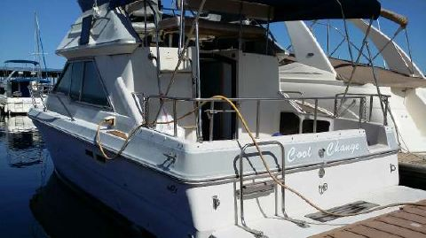 1987 Sea Ray Sea Ray Flybridge