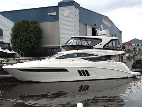 2016 Sea Ray 590 FLY