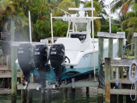 2006 Yellowfin 36