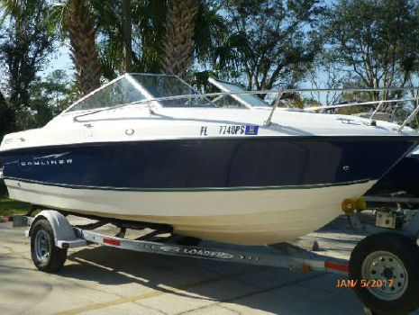 2008 Bayliner Discovery 192 Cuddy Cabin