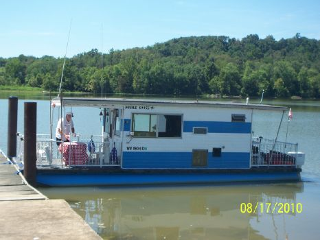 1970 Kayot Pontoon Houseboat