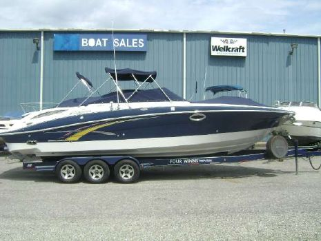 2007 FOUR WINNS 310 Horizon