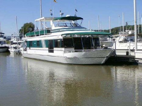 1996 Other MONTICELLO RIVER YACHT 70Ft.