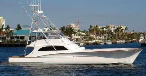 1998 Robin Smith Sportfish 65' Convertible