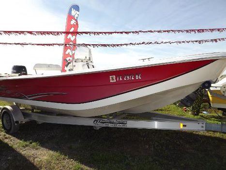 2012 Carolina Skiff 218 DLV