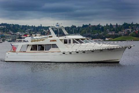1990 Nordlund Pilothouse