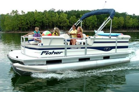 2007 Fisher Liberty 180 Manufacturer Provided Image