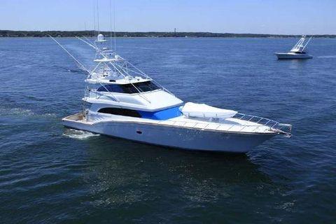 2009 83 Sea Force IX