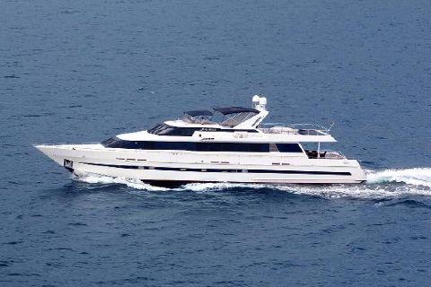1988 Heesen 105' Heesen Motor Yacht LADY ARLENE