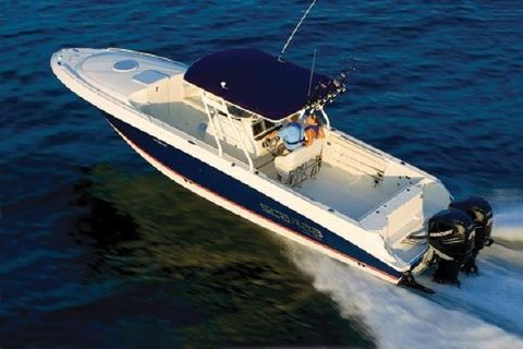 2017 Wellcraft 35 Scarab Sport Offshore
