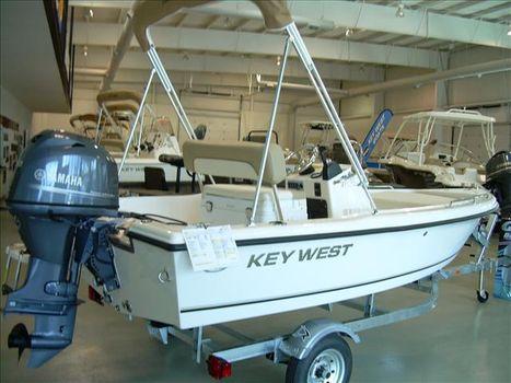 2016 Key West Boats, Inc center console  152CC