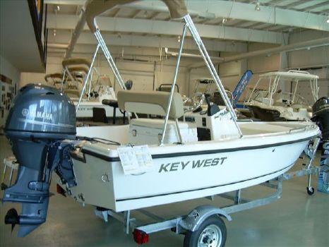 2016 Key West Boats, Inc. center console  152CC