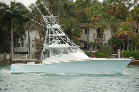 2012 Release Boatworks walk around sportfish