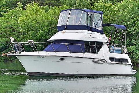 1995 Carver 325 Aft Cockpit Motoryacht