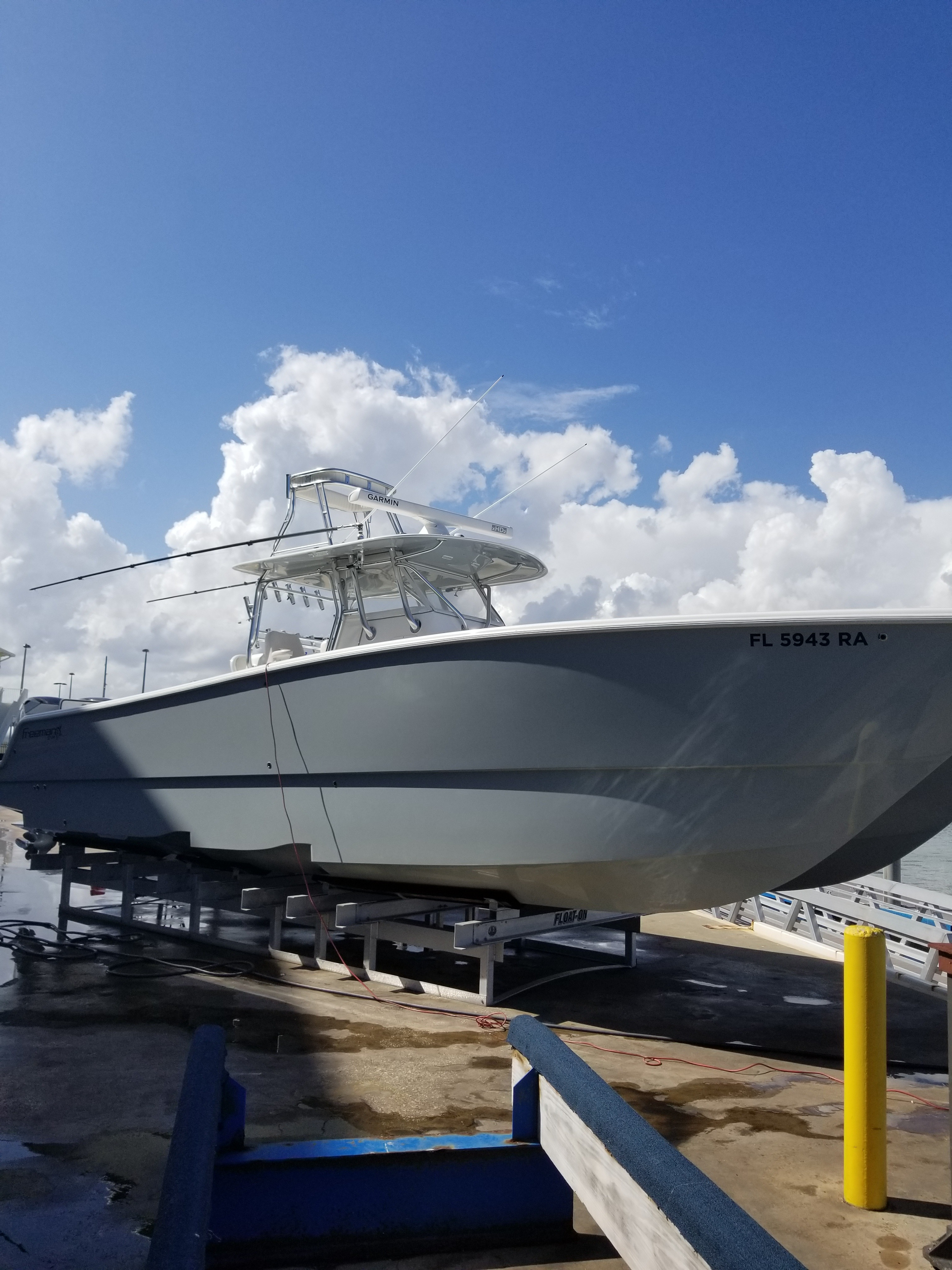Check out this 2015 Freeman 37 VH on Boattrader com