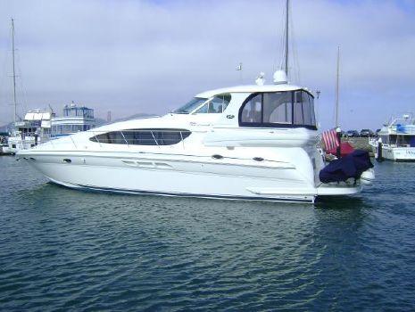 2005 Sea Ray 480 Motoryacht