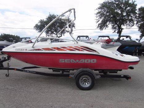 2004 Sea-Doo Speedster