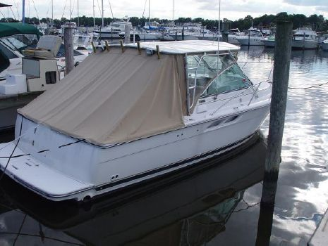 2001 Tiara 2900 Coronet Starboard