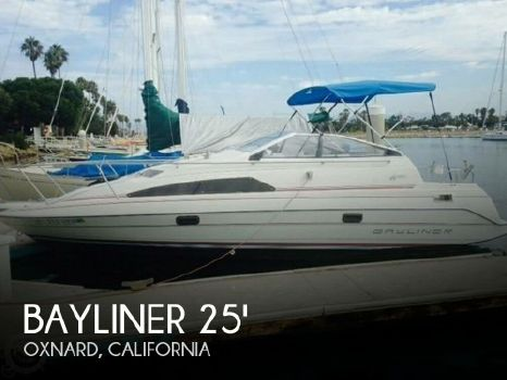1990 Bayliner 2651 Ciera Sunbridge 1990 Bayliner 2651 Ciera Sunbridge for sale in Oxnard, CA