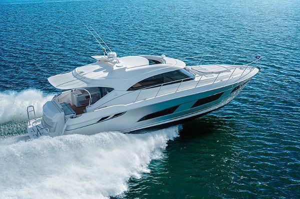 2018 Riviera 4800 Sport Yacht- IN STOCK! Riviera 4800 Sport Yacht