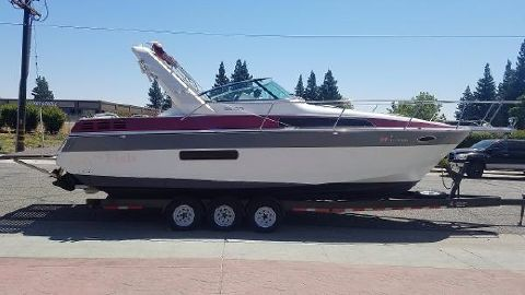 1990 Four Winns 285 Vista Cruiser