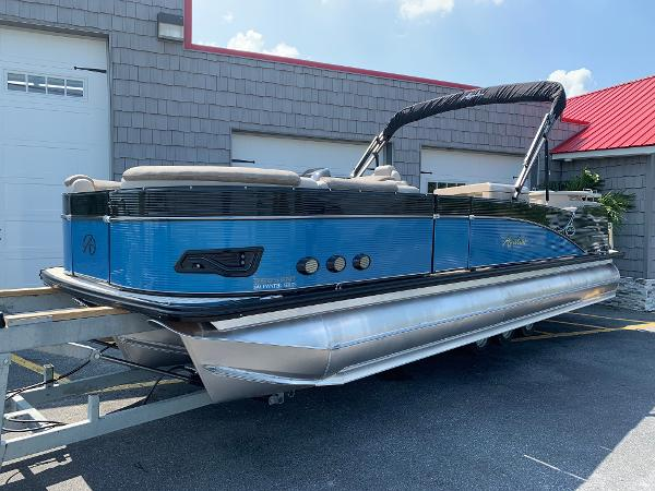 Check Out This 2020 Avalon 2585 Catalina Bar Ent Tri Toon High Performance On Boattrader Com