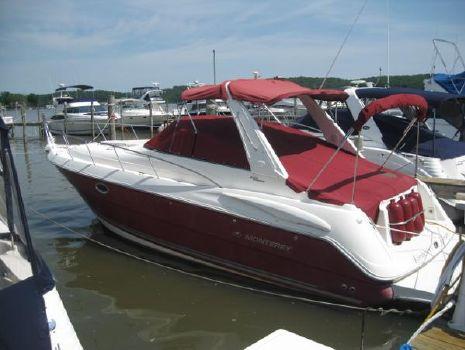 2006 Monterey 322 Cruiser