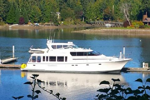 2004 Pacific Mariner Pilothouse On Vacation!