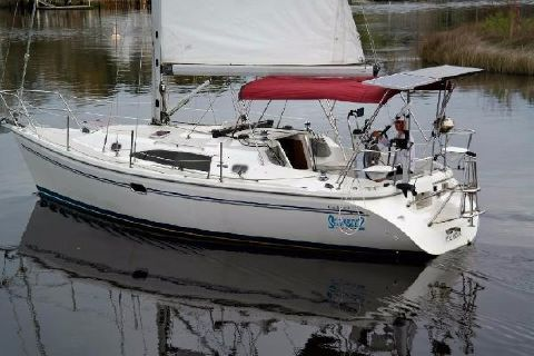 2007 Catalina 309 Profile