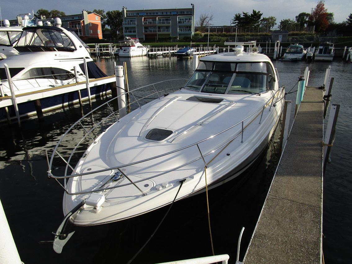 2005 Sea Ray 420 Sundancer 45 Foot 2005 Sea Ray Motor