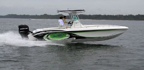 2015 Glasstream 280 CCX