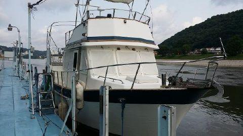 1988 Senator Sundeck Trawler