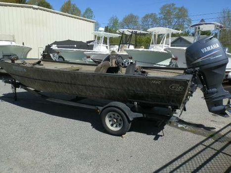 2011 G3 Boats 1860 SC