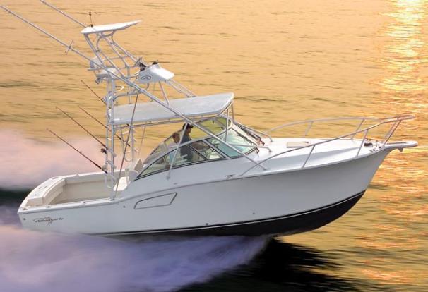 2013 Albemarle 310 Express Fisherman
