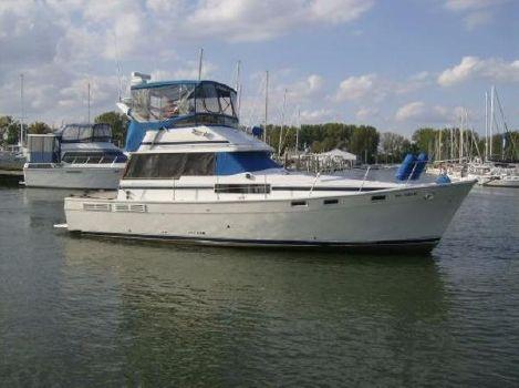 1988 Bayliner 3870 Motoryacht