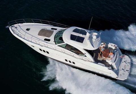 2007 Sea Ray 60 Sundancer Fresh Wtr, FLIR Manufacturer Provided Image