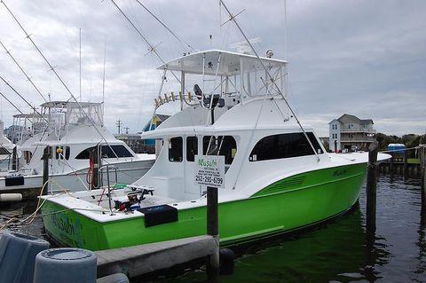 1986 Custom Carolina 48' Buddy Harris SF 48' Custom Carolina Charter boat,