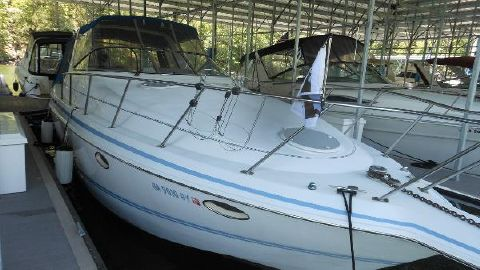 1997 CHRIS - CRAFT 34 Crowne