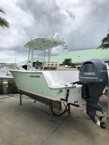 Check out this 2018 SPORTSMAN Open 232 Center Console on Boattrader com