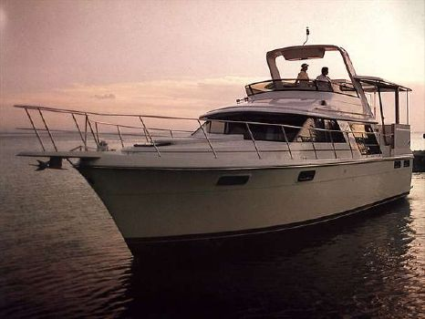 1986 Carver 42 Aft Cabin Motoryacht 1986 Carver 42 Aft Cabin Motor Yacht for Sale by Great Lakes Boats & Brokerage