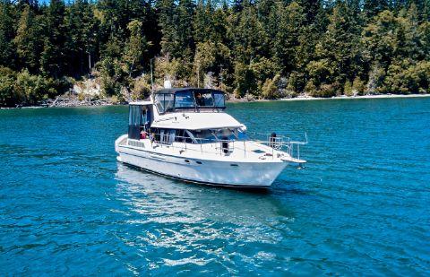 1994 Bayliner 4587 Aft Cabin