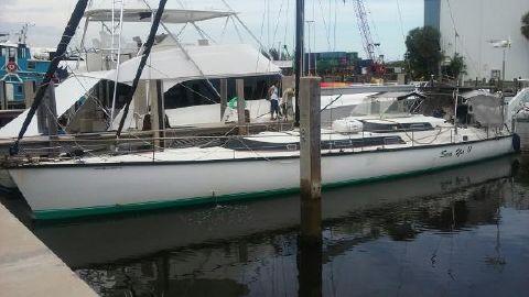 1995 Macgregor WKII 65' Pilothouse Cutter  1995 MacGregor WKII 65 Edwards Yacht Sales