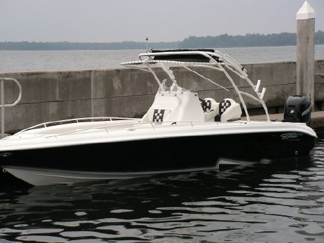2017 Glasstream 280 CCX
