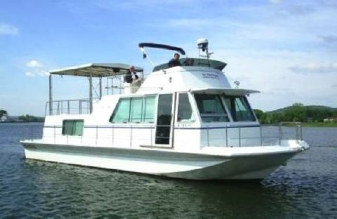 1984 Chris-Craft Aqua Home with Diesels