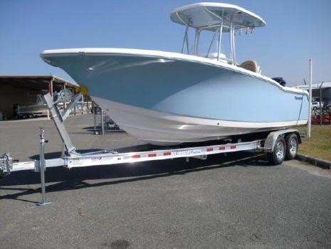 2017 Tidewater Boats LXF 230