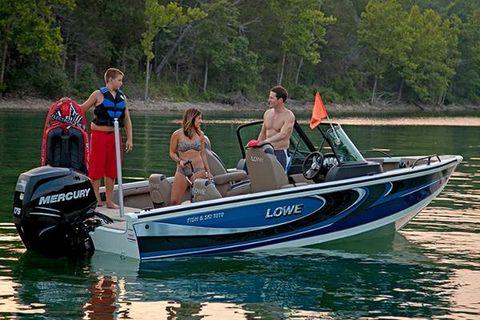 2015 Lowe Fish & Ski FS1810