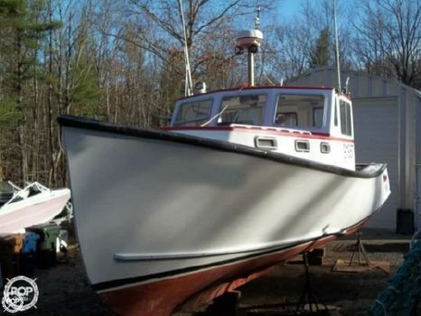 1986 Duffy 35  1986 Duffy 35 for sale in Saco, ME